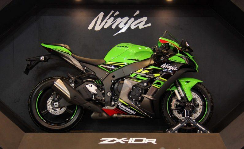 GIIAS 2019: Kawasaki Luncurkan New Ninja ZX-10R, Adopsi Mesin WSBK
