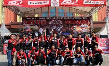 FDR Meriahkan HUT ke-10 YVCI Tangerang