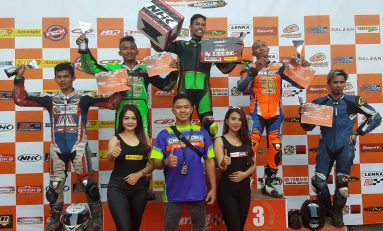 Hasil Indoclub Sentul 2019: Rere Dominasi Kelas Utama RX King Super Pro 140cc Open