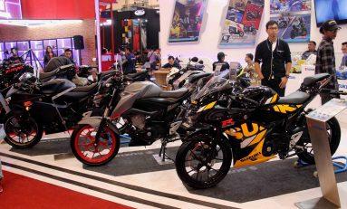 Ekspor Motor Suzuki Indonesia Tembus ke 49 Negara
