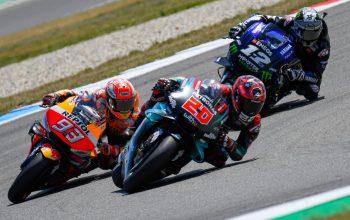 Coret Ducati, Marquez Anggap Vinales dan Quartararo Yang Jadi Lawan Terberat