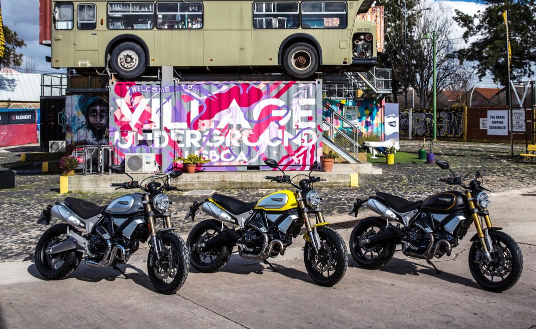 Dua Model Terbaru Ducati Scrambler 1100 Segera Dirilis