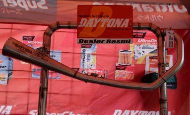 Daytona Siapkan Knalpot Klasik Untuk Kawasaki W175