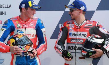 Akhiri Konflik dengan Lorenzo, Miller Perpanjang Kontrak di Pramac Ducati