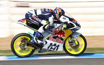 Husqvarna Gantikan KTM di Moto3