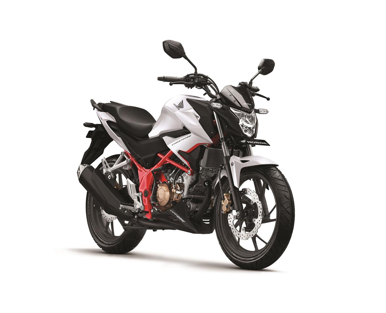 AHM Hadirkan Warna Terbaru New Honda CB150R StreetFire