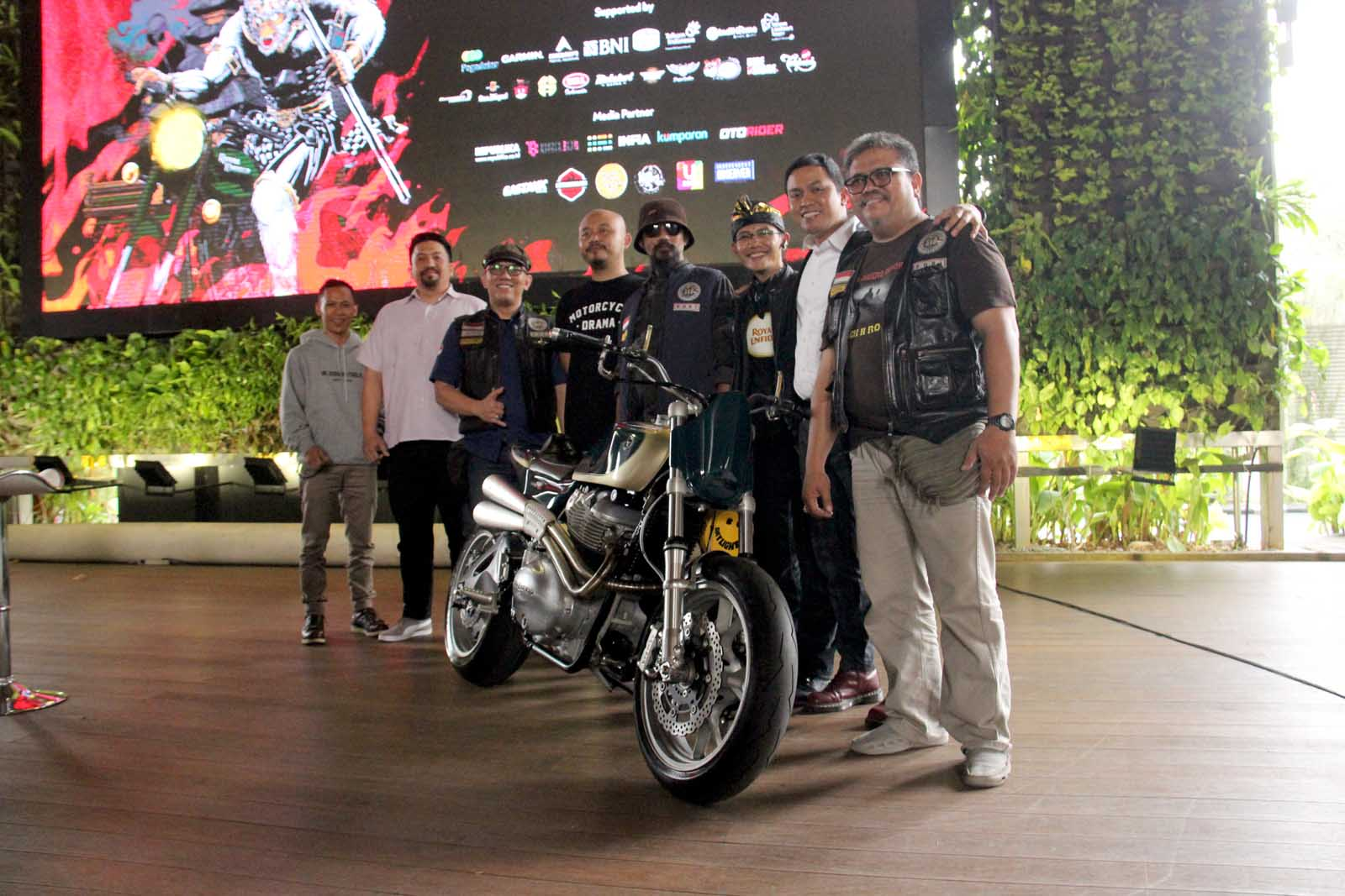 International Royal Enfield Jamboree 2019 Siap Pukau Dunia