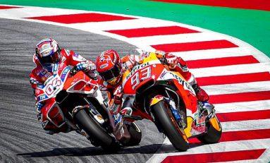 Dovizioso: Marquez Ciptakan Krisis di MotoGP