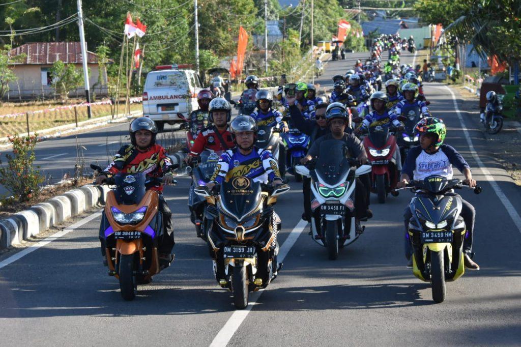 Maxi Family Indonesia (MFI) Gorontalo Utara Resmi Deklarasi