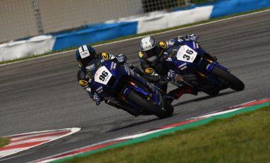 ARRC Cina 2019: Pebalap Yamaha Indonesia Raih Hasil Kurang Maksimal di Race 1 AP250