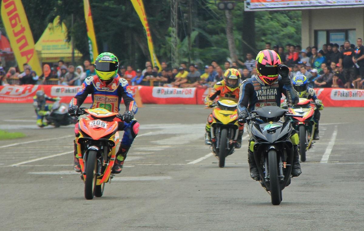 Absen 10 Tahun, IMI DKI Jakarta Kembali Gelar Kejurnas Motoprix 2019