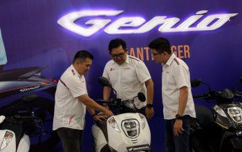 Hampir Setengah Juta Unit Sepeda Motor Honda Terjual di Jawa Barat Pada Semester 1 2019