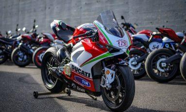 Ducati Panigale V4 S Edisi Nicky Hayden Hanya Diproduksi 1 Unit