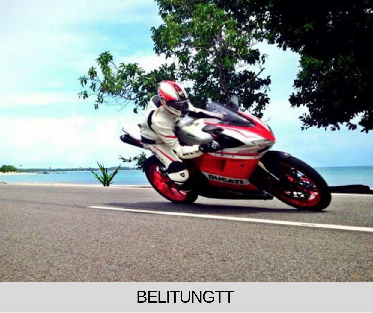 Isle of Belitung TT Ternyata Tak Ada Ijin dari IMI