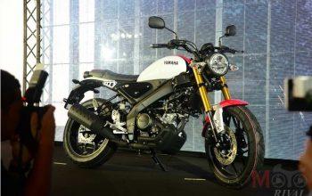 Yamaha XSR 155 Diluncurkan, Gendong Mesin R15
