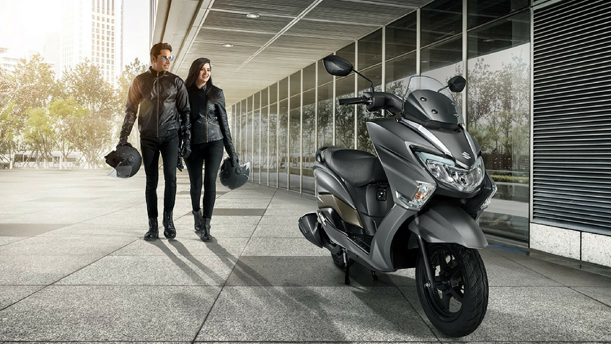 Suzuki Siapkan Penantang Honda ADV150, Kapan Launching?