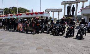 Touring Merdeka 2019 Honda MegaPro Club (HMPC) Indonesia Makin Spesial