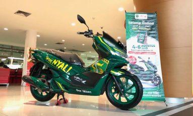 Honda PCX 150 Livery Persebaya Dijual Mulai Rp20 Juta