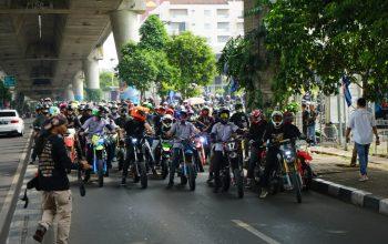 Ribuan Bikers Supermoto Bakal Serbu Jamnas Kracker 2019