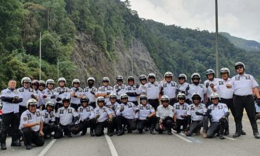 Touring Nasional Ketiga, POG Explore Sumatera Barat