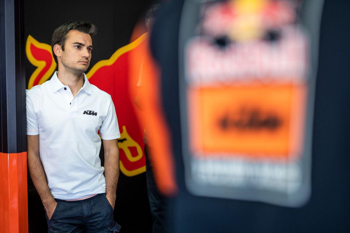 KTM: Pedrosa Tak Mungkin Gantikan Zarco