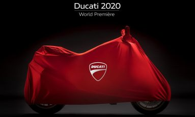 Bocoran Deretan Motor Terbaru Ducati 2020