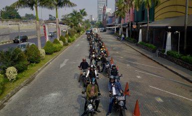 Komunitas Kawasaki W175 Jakarta (KWJ) Adakan Independence Ride & Ceremony