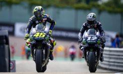 Jajal Komponen Baru Yamaha, Rossi-Vinales Optimis Hadapi MotoGP Misano Jilid 2