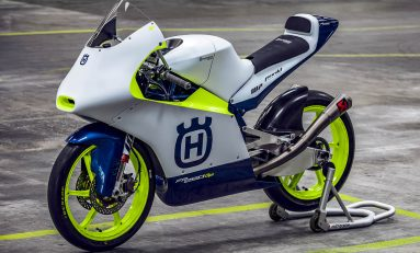 Tampilan Perdana Motor Balap Husqvarna Untuk Moto3 2020