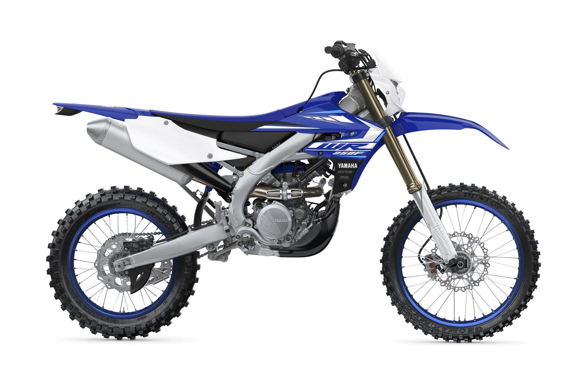 Motor Trail Yamaha WR250F 2020, Siap Untuk Kompetisi Enduro