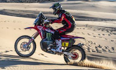 Honda Semakin Jauh Tinggalkan KTM di Klasemen Sementara Rally Dakar 2020
