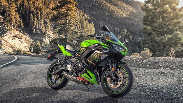Kawasaki Ninja 650 2020, Moncong Lebih Tajam