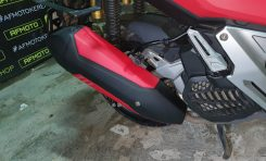 Bikin Tampilan Honda ADV Makin Kece dengan Cover Knalpot AF Motoshop