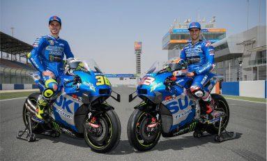 Team Suzuki Ecstar MotoGP 2021 Makin Berenergi