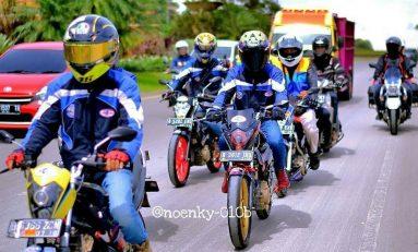 Satria Riders Depok (STRIDE) Tuan Rumah Jamnas Satria Club Indonesia (SCI) 2019