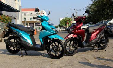 Suzuki Segarkan Tampilan Nex II, Hadir Dengan Sentuhan Anyar
