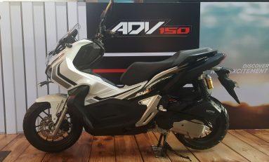 Baru Diluncurkan, Ribuan Unit Honda ADV150 Sudah Terjual di Jawa Barat