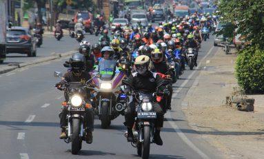 Galeri Foto (1): Sunmori Bikers Suzuki Jakarta-Bekasi