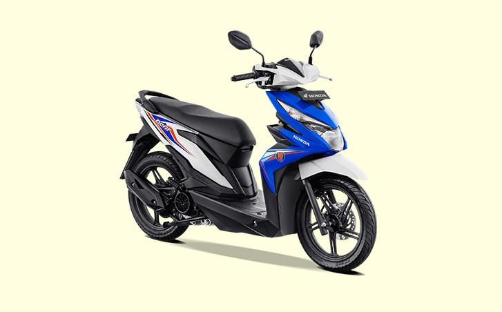 5 Motor Matik Honda Terlaris di Jawa Barat