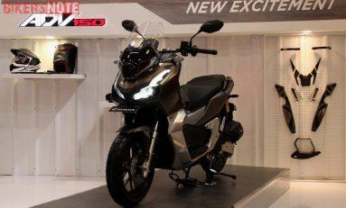 Wahana Sudah Jual Ribuan Unit Honda ADV150