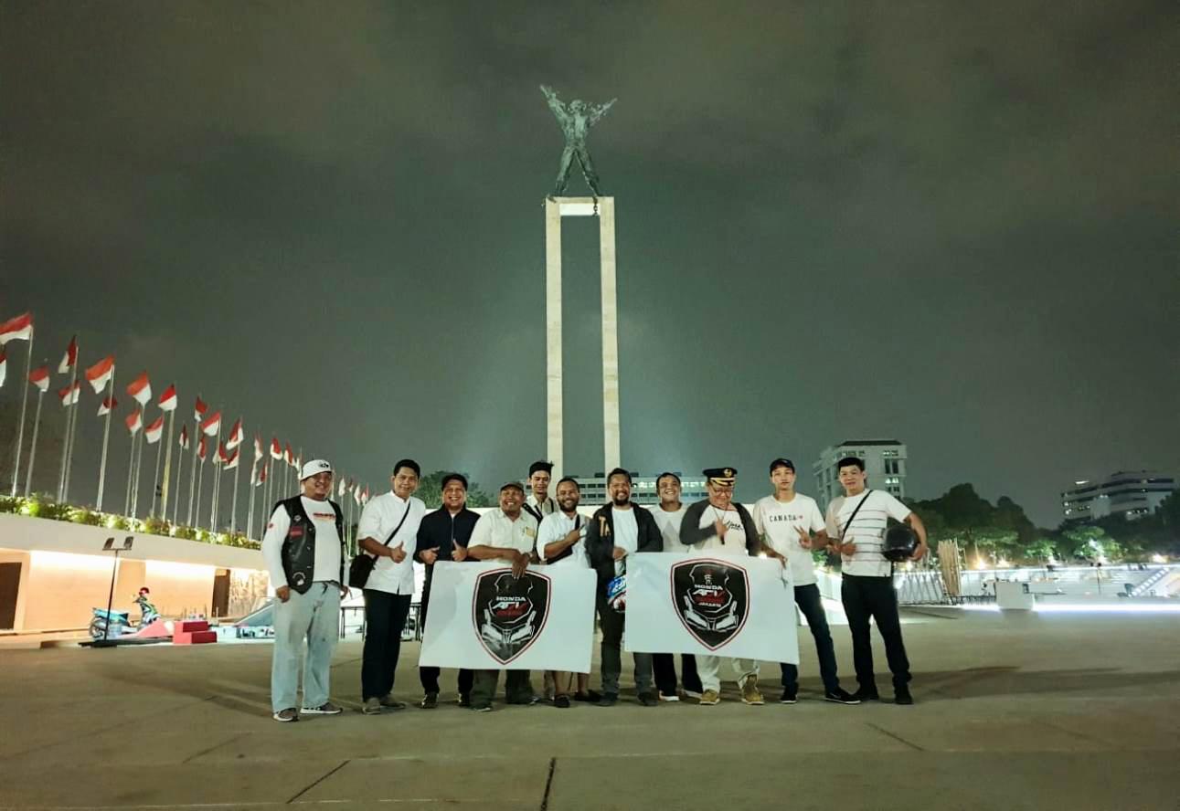 Komunitas Honda ADV Indonesia (HAI) Resmi Deklarasi