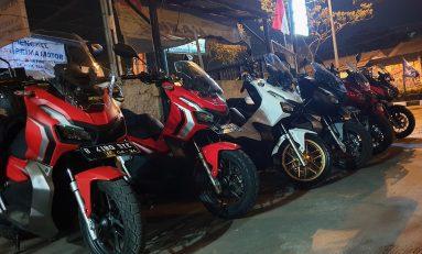 Komunitas Honda ADV Indonesia (HAI) Chapter Depok Gelar Kopdar Perdana