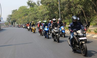 Galeri Foto (2): Sunmori All Bikers Suzuki