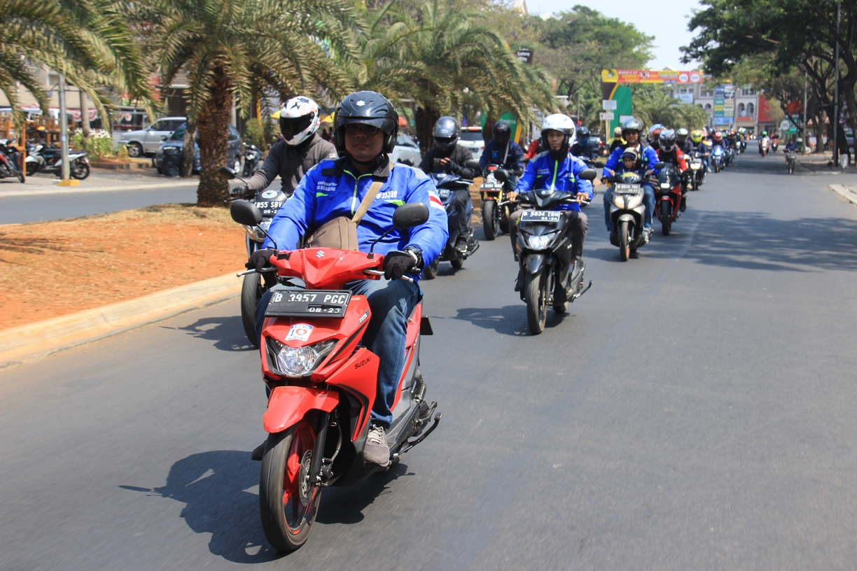 Galeri Sunmori All Riders Suzuki