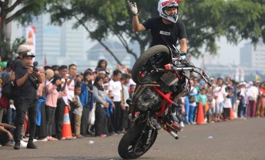 Indonesia Stuntride Association (ISA) Buka Sekolah Freestyle