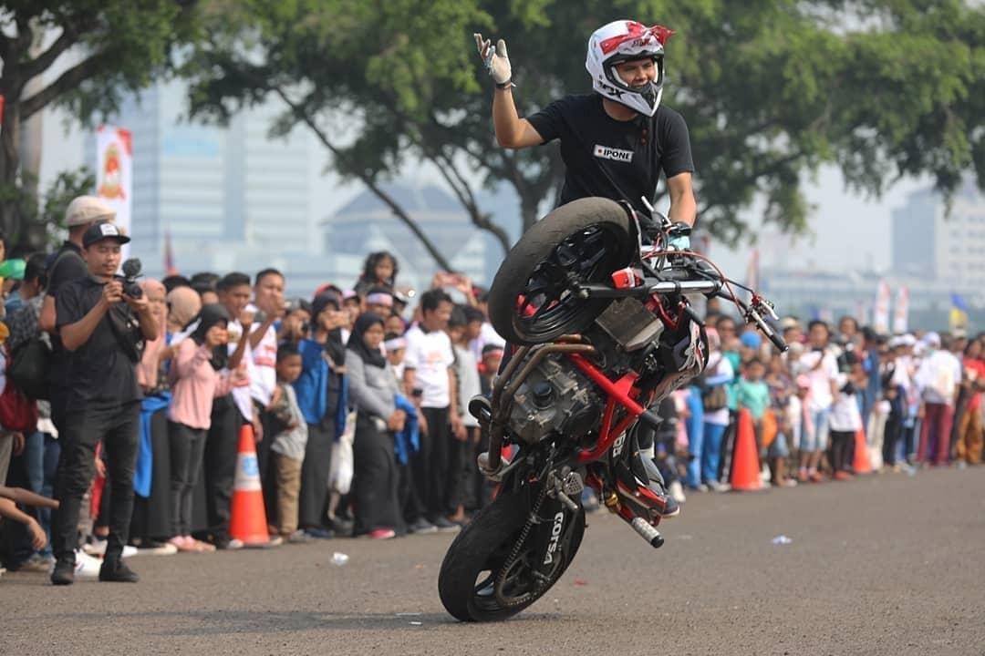 Indonesia Stuntride Association (ISA) Buka Sekolah Freestyle