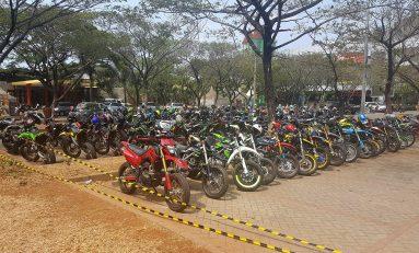 Dihadiri Ribuan Biker, Jamnas Kracker 2019 Berlangsung Pecah