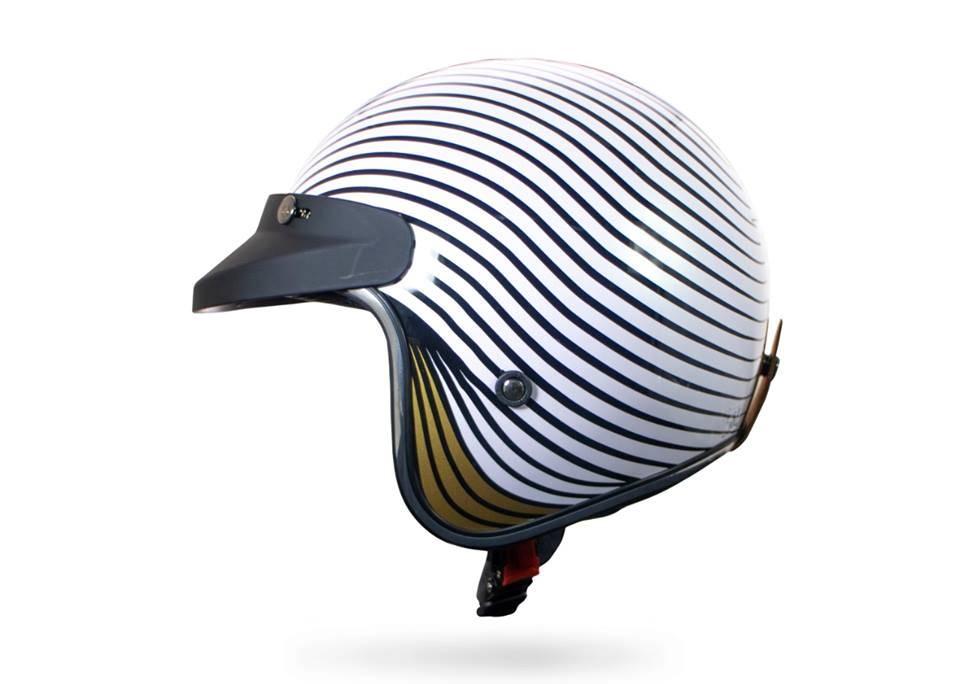 Kolaborasi dengan Katros Garage, Helm JP Desain Spesial Hanya 300 Unit