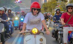 Koleksi Foto Sintya Marisca, Bikers Cantik yang Jogetnya Viral Bareng Didi Kempot