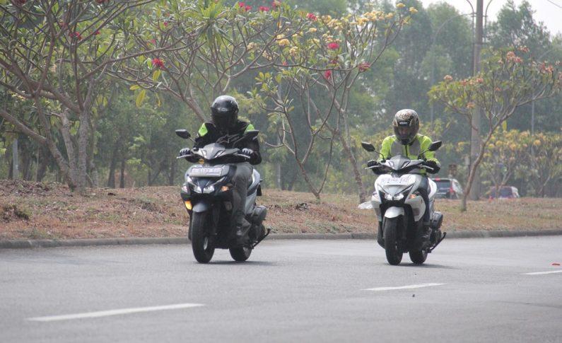 Cuma Modal Rp30 Ribu Bikin Shock Depan Yamaha Aerox Anti Mentok